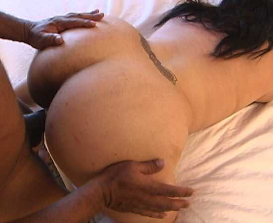 Big Tits Latina Striptease